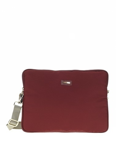 Cache The Bag Busy Laptop Case2001 (13-15 Inch Laptop, 12.9 Inch Ipad) Bordo